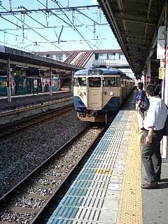 2007/09/21 蘇我駅@千葉